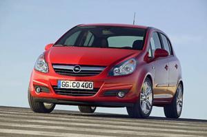 Opel Corsa 1,7 CDTi. 194 900 kronor. Bra bil men Opel prisar ut sig ur det här sällskapet.
