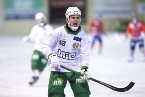 Hammarbys landslagsman Adam Gilljam är en av Eugene Laverys favoritspelare.