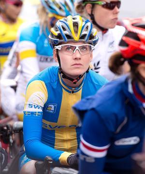 Världsettan Emma Johansson var mer eller mindre given i kategorin årets kvinnliga idrottare.
