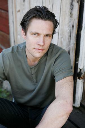 Erik Ehn från Trönö spelar Nathan Söderblom för tredje året.