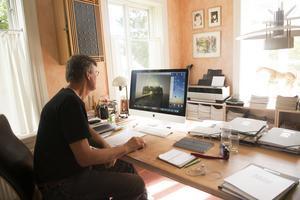 När Sundsvalls Tidning gjorde ett reportage hemma hos Bertil Harström 2016 berättade arkitekten om det då pågående projeketet Arctic bath i Luleå. Nu i januari premiäröppnar Spahotellet.