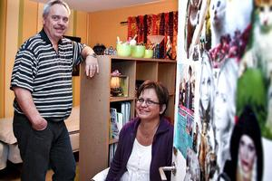 John och Monica Staffas har aldrig haft några regler för sina två barn.