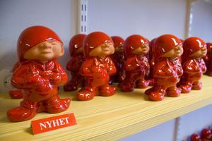 Tomtar är alltid populära och Nittsjö gör en liten ny kollektion inför varje jul. Elaine Westh har designat dessa nissar.