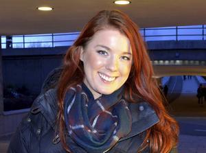 2016 års musikstipendium tilldelas sångerskan Hannah Körner.