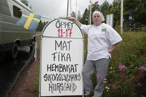 Enligt Ann Louise Danielsson stannar många kunder just för att det står hembakat.