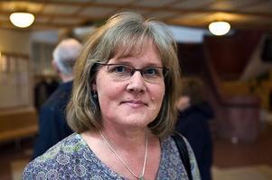 Ulrika Loman, rektor på Söderbaumska skolan, tycker att det är bra att Skolinspektionen granskar skolans verksamhet i samband med att nya styrdokument införts.