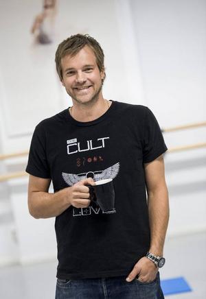 Henrik Jonsson, Melodifestivalens innehållsproducent.Foto: Pontus Lundahl/TT