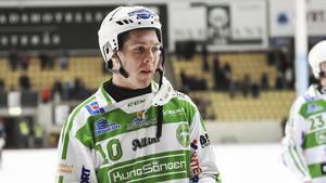 Ted Bergströms comeback slutade med ett tungt poängtapp mot Gripen.