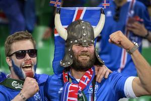 De isländska fansen charmade, liksom deras landslag, en hel fotbollsvärld.