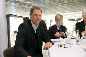 Alf Westerdahl, general för Cityfestivalen.