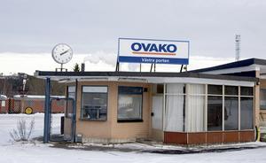 På sportlovsveckan står all produktion på ämnessidan still på Ovako i Hofors. Därför är majoriteten av personalen arbetsbefriad.