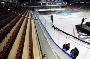 ÖIK hoppas kunna locka mer publik till matcherna i den nya arenan.