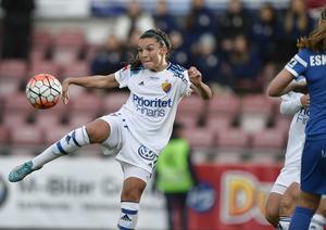20-åriga Johanna Rytting Kaneryd finns med i förbundskaptenerna Anneli Andersén och Calle Barrlings U23-trupp.