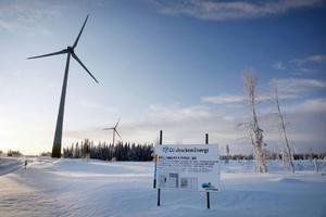 En dödsolycka inträffade vid bygget av vindparken i Ollebacken, utanför Hammerdal. ÖP skrev om tragedin  21 januari, vilket sedan lett till att en facklig representant, som uttalat sig, varnats och hotas av uppsägning.