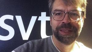 Anders Kauranen lämnar sin tjänst på SVT Västmanland, för ett annat jobb inom SVT.
