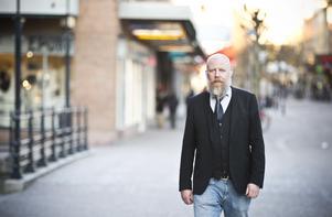 FP:s chefredaktör Daniel Nordström.