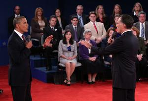 Nu ska det avgöras. Får president Barack Obama fortsatt förtroende eller tar Mitt Romney över presidentämbetet efter valet? Sent i kväll kommer de första prognoserna och under natten till onsdagen kommer det definitiva svaret svaret på frågan.