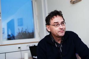 Kristdemokraternas Torsten Larsson försökte förgäves rädda vårdnadsbidraget under måndagens kommunfullmäktige.