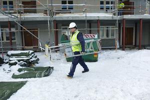 20 000 jobb försvinner i byggbranschen.