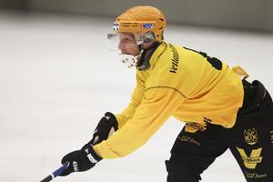 Patrik Johansson har inlett elitserien med sex mål på fem matcher.