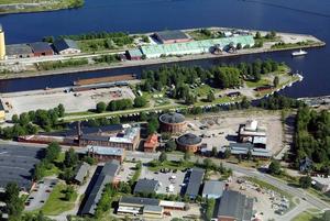 """Det nya EU-projektet """"Näringslivsutveckling på Atlasområdet i Gävle"""" innebär att kommunen bland annat ska försöka locka nya företag till området."""