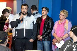 En folkstorm och ett vädjande politikerbrev räckte inte för pizzabagaren Yahya Damlkhi och hans familj som nu ska utvisas.