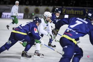Tellus försvar gjorde det jobbigt för Hammarby i Stockholmsderbyt.