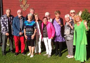 Jan Hellström, Bertil Hedspång, Sten-Erik Jörnlind, Margareta Jonsson (Trygg), Lilly Nilsson (Forslund), Gerd Ohlsson (Kristoffersson), Iréne Mikaelsson (Larsson), Ingegerd Lärke-Andersson (Larsson), Britt-Marie Jonasson, Torgerd Pettersson (Nordell) och May-Gun Näslund (Järrendal).