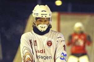SIF Norrteljes Daniel Falk längtar till att få spela bandy igen.