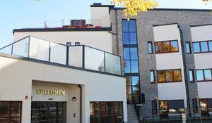 Det nya servicehuset med 30 nya lägenheter för äldre invigs i veckan.