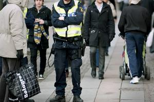 Poliser på platser där människor rör sig kommer sannolikt att bli en mer vanlig syn framöver.