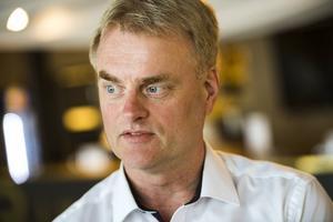 Modo Hockeys  ordförande Tomas Byberg.