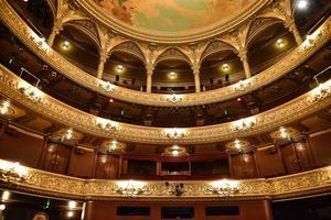 Operans kulturhistoriska miljö kommer att bevaras i renoveringen.    Foto: Anders Wiklund/TT