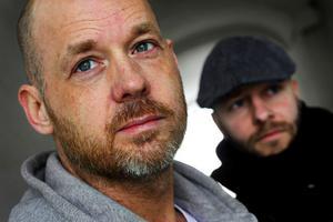 Peter Webb och Patrik Collén