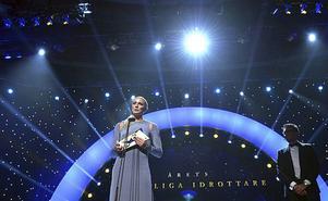 Sarah Sjöström blev galas drottning och vann tre priser.