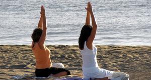 Studera yoga och massage på plats i Indien