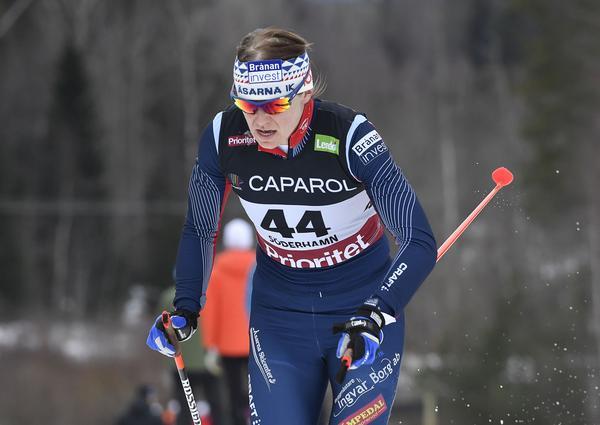 Ida Ingemarsdotter var den enda av länsåkarna som knep en individuell SM-medalj i Umeå. Hon tog brons tillsammans med klubbkamraten Elin Mohlin. Ingemarsdotter tog ytterligare ett brons under lördagens tremil.