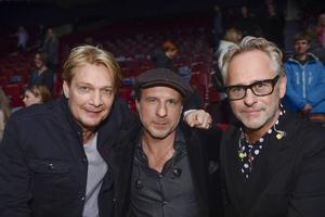 Tommy Nilsson, Patrik Isaksson och Uno Svenningsson sticker ut i ett ungt och modernt startfält _ flera av de andra artisterna tror att det är till trions fördel.