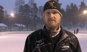 Johan Silvernord säger att det finns stort intresse för det nystartade laget - i den nystartade serien