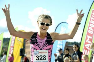 Susanne Liukkonen först i damklassen.