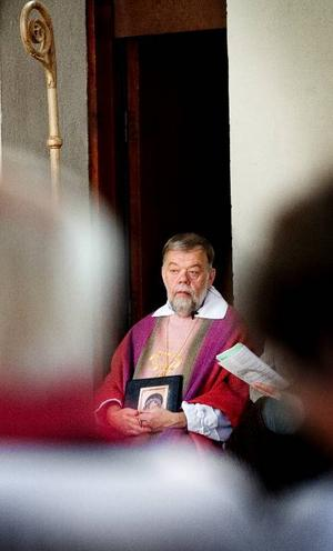 Församlingsförbundet i Härnösands stift och de fackliga organisationerna kritiserar biskop Tony Guldbrandzén och stiftets ledning för hur de hanterar arbetsgivarfrågor och arbetsmiljöfrågor. Foto: Ulrika Andersson