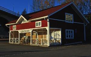 Behålls: Faktoriet vid brofästet Foto: Annki Hällberg/DT