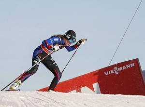Sollefteås Ebba Andersson blev bästa svenska i den klassiska distansen.