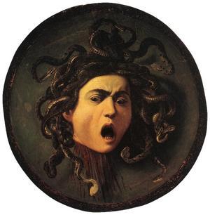 Caravaggios Medusa.