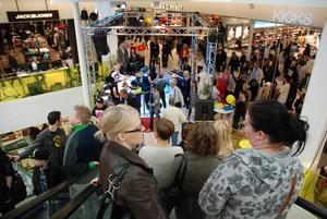 Ytterligare en galleria har öppnats i Västerås. Många besökte IGOR och stämningen var god. Frågan är hur många gallerior som behövs?