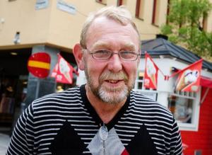 Björn Gotheim, Verdal– Själv minns jag egentligen inte själva händelsen men jag kommer ihåg att det pratades mycket om månlandningen då.