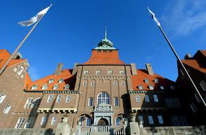 Östersunds rådhus. Foto:Håkan Luthman