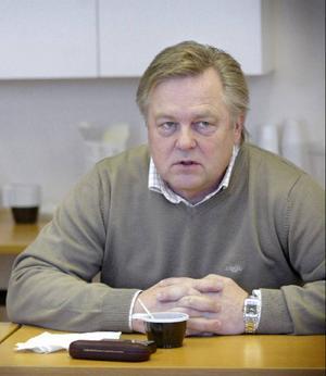 Alf Lerner, verksamhetschef och läkare vid hälsocentralen i Åre, var den högst avlönade inom landstinget förra året.