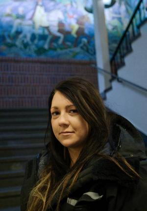 Diana Flatmo tycker att skolan borde se till elevernas bästa och inte bara gå på lärarens formella behörighet.Foto: Ulrika Andersson