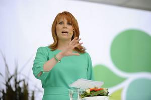 Annie Lööf har varit Centerpartiets ordförande sedan hösten 2011.